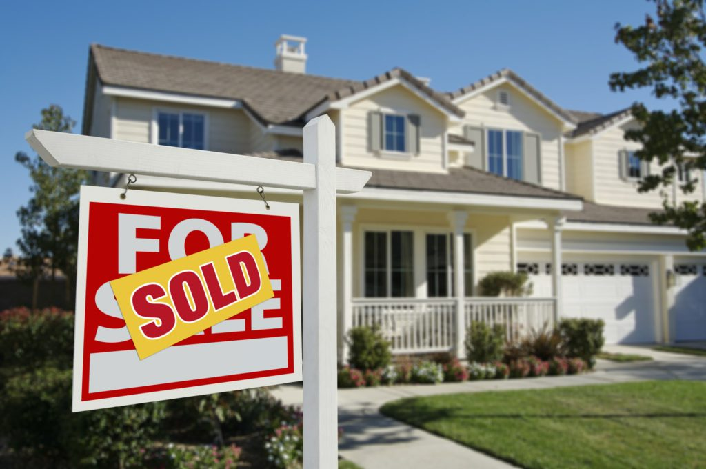 process of selling a house
